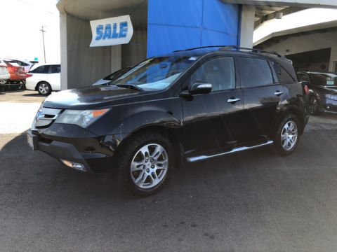 Pre-Owned 2007 Acura MDX MDX