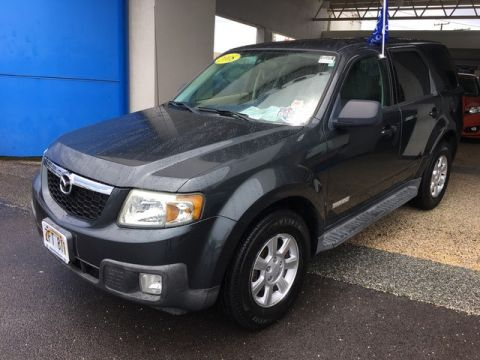 Pre-Owned 2008 Mazda Tribute Sport