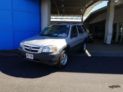 Pre-Owned 2005 Mazda Tribute i