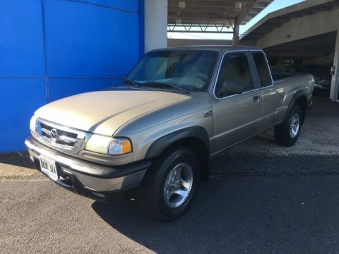 Pre-Owned 2003 Mazda B-Series 4WD Truck