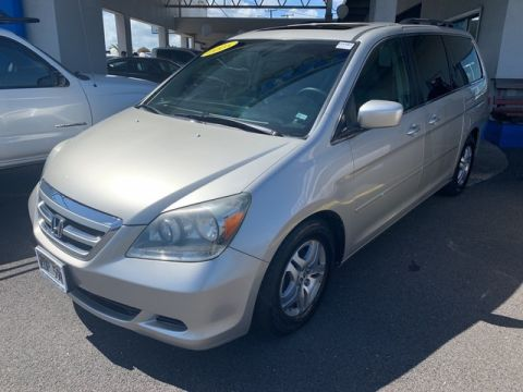 Pre-Owned 2005 Honda Odyssey EX-L Front Wheel Drive