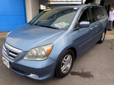 Pre-Owned 2005 Honda Odyssey TOURING Front Wheel Drive