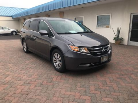 Pre-Owned 2015 Honda Odyssey EX-L Front Wheel Drive