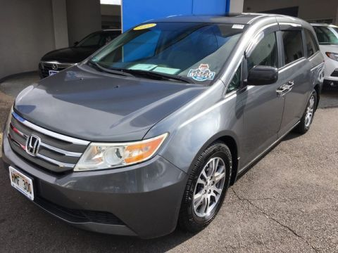 Pre-Owned 2011 Honda Odyssey EX-L Front Wheel Drive