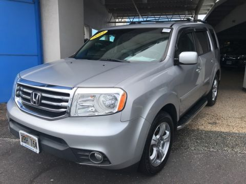 Pre-Owned 2013 Honda Pilot EX Front Wheel Drive