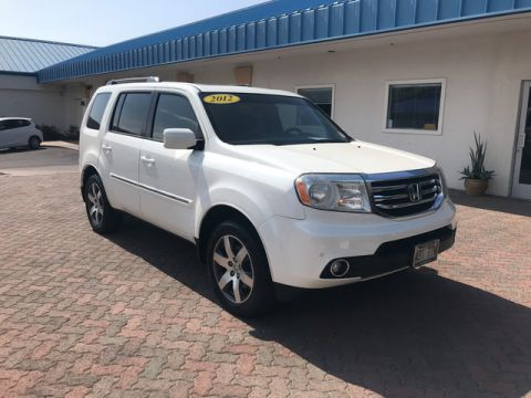 Pre-Owned 2012 Honda Pilot Touring Front Wheel Drive
