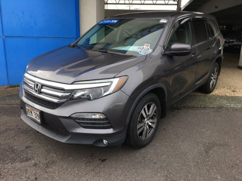 Certified Pre-Owned 2016 Honda Pilot EX All Wheel Drive