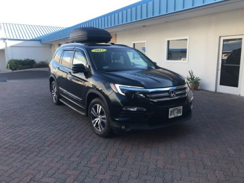 Pre-Owned 2017 Honda Pilot EX All Wheel Drive
