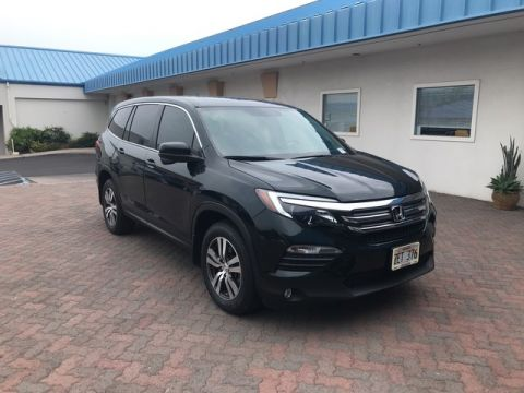 Pre-Owned 2016 Honda Pilot EX-L All Wheel Drive
