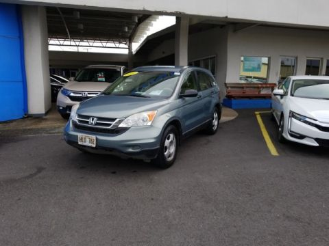 Pre-Owned 2010 Honda CR-V LX Front Wheel Drive