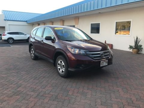 Pre-Owned 2013 Honda CR-V LX Front Wheel Drive