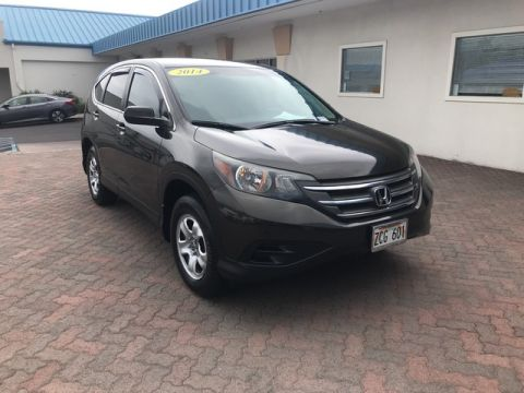 Pre-Owned 2014 Honda CR-V LX Front Wheel Drive
