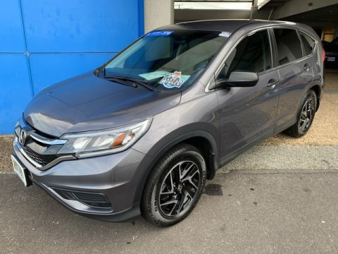 Certified Pre-Owned 2016 Honda CR-V SE Front Wheel Drive
