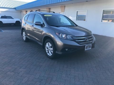 Pre-Owned 2013 Honda CR-V EX Front Wheel Drive