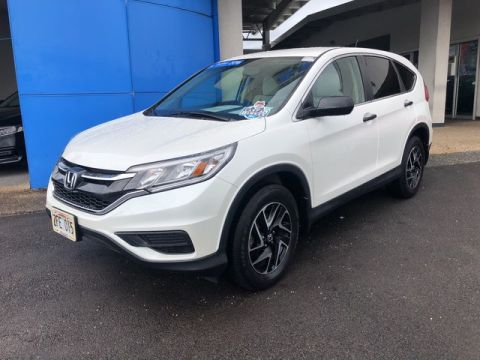 Certified Pre-Owned 2016 Honda CR-V SE All Wheel Drive