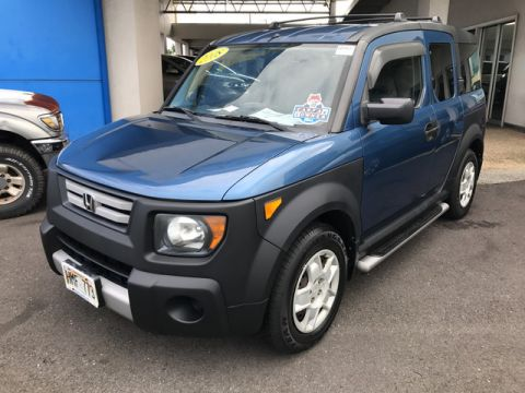 Pre-Owned 2008 Honda Element LX Four Wheel Drive