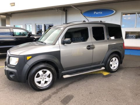 Pre-Owned 2005 Honda Element EX Four Wheel Drive