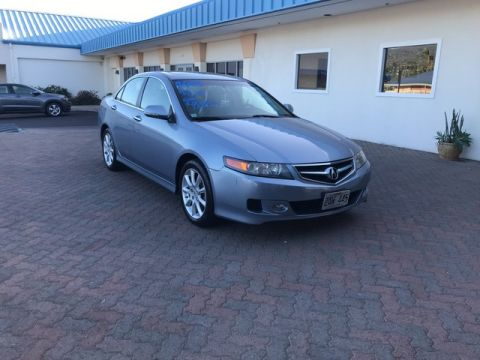 Pre-Owned 2008 Acura TSX