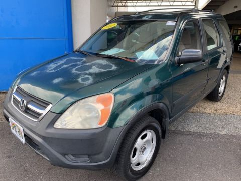 Pre-Owned 2003 Honda CR-V LX Front Wheel Drive
