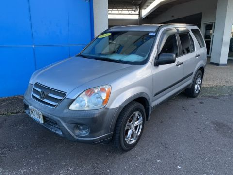 Pre-Owned 2005 Honda CR-V LX Front Wheel Drive