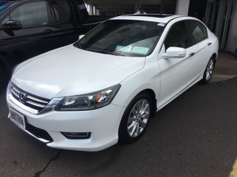 Certified Pre-Owned 2013 Honda Accord Sdn EX