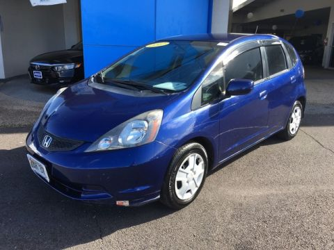 Pre-Owned 2012 Honda Fit LX