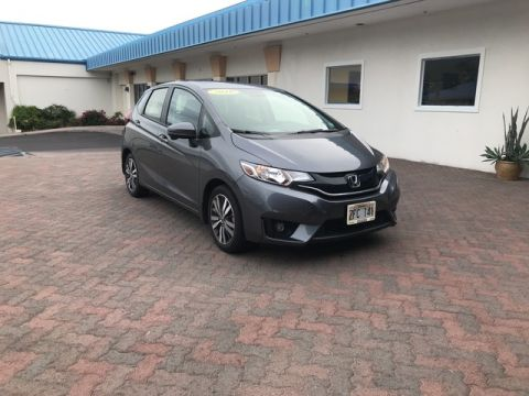 Pre-Owned 2016 Honda Fit EX Front Wheel Drive