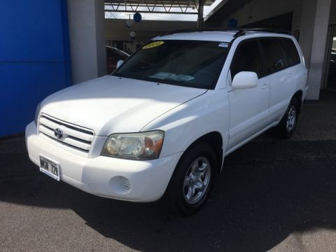 Pre-Owned 2004 Toyota Highlander Sport Utility