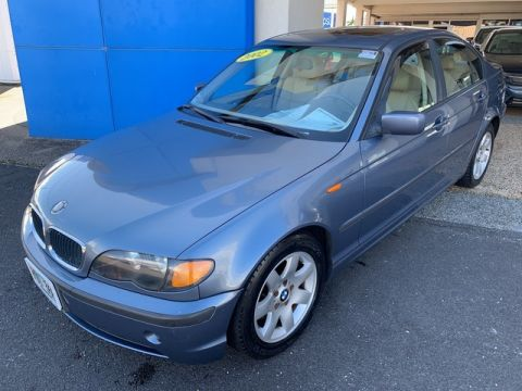 Pre-Owned 2002 BMW 3 Series 325i